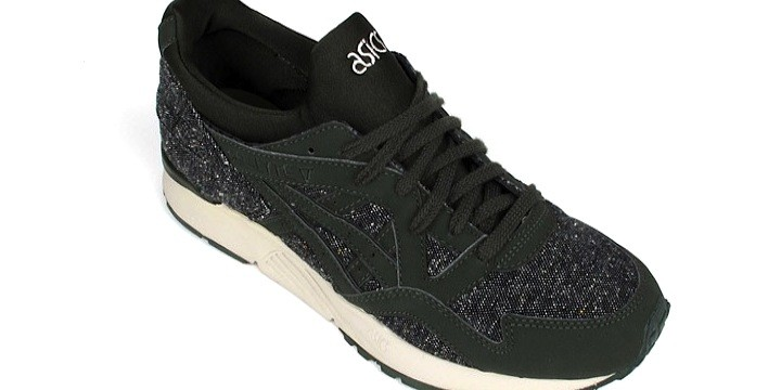 huge discount bc3d1 9ff26 ... ireland brand asics tiger model gel lyte v x sneakersnstuff tailor pack  color army green tweed 1bc57