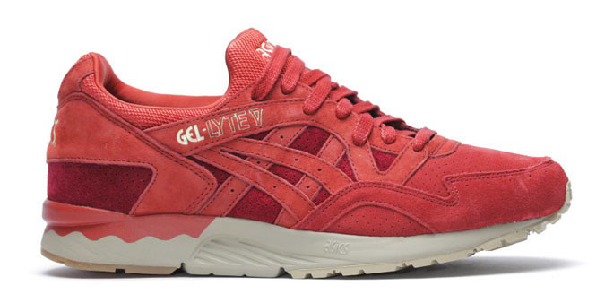 The Gel Box V Sneakers Lyte Tandoori Nnvwm80O