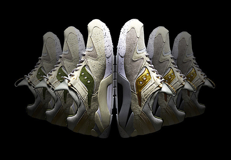The Sneakers Box SAUCONY GRID 9000 x INNER MILANO