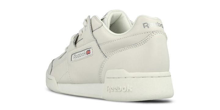 7b2013866b7d Brand Reebok  Model WORKOUT PLUS VINTAGE - wmns  Color CHALK METALLIC SILVER  ...