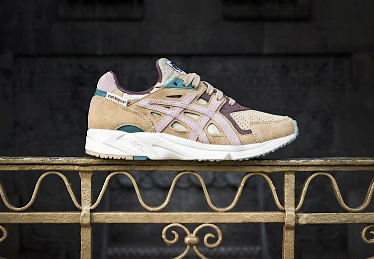 c393499f0dfc The Sneakers Box - ASICS GEL DS TRAINER OG x ASPHALTGOLD