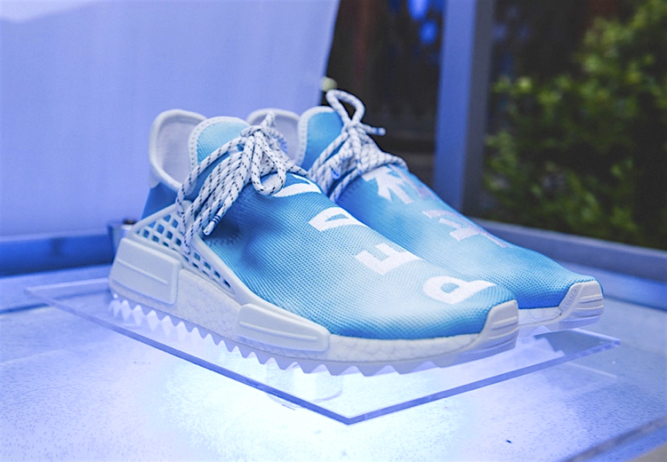 hot sale online f3f7e 8be38 The Sneakers Box - ADIDAS HUMAN RACE NMD x PHARRELL