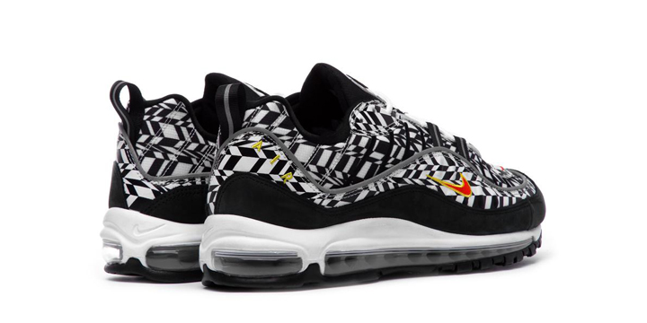 huge selection of d4f1c a04be The Sneakers Box - AIR MAX 98 AOP