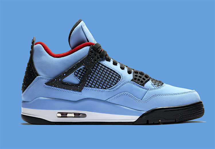 promo code 0fdb9 15484 The Sneakers Box - NIKE AIR JORDAN 4 x TRAVIS SCOTT