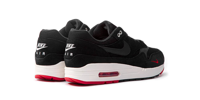 newest collection 930b4 23c34 Brand Nike  Model AIR MAX 1 PREMIUM - BRED ...