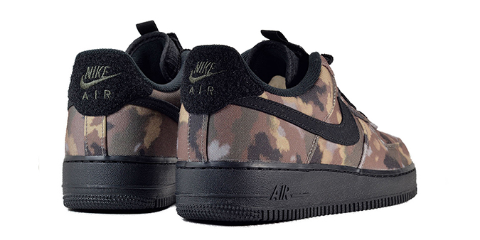 2620036a6e Brand Nike; Model AIR FORCE 1 '07 - ITALY COUNTRY CAMO ...