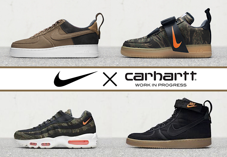 The Sneakers Box - NIKE x CARHARTT WIP COLLECTION a2a6f40cb