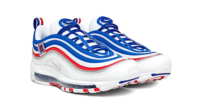 Brand Nike  Model AIR MAX 97 - ALL STAR JERSEY ... 973dc3eec