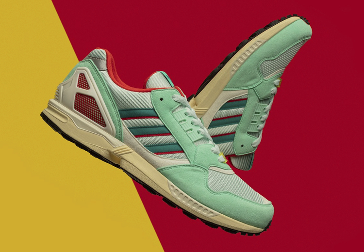 This new book celebrates the 30 year legacy of adidas