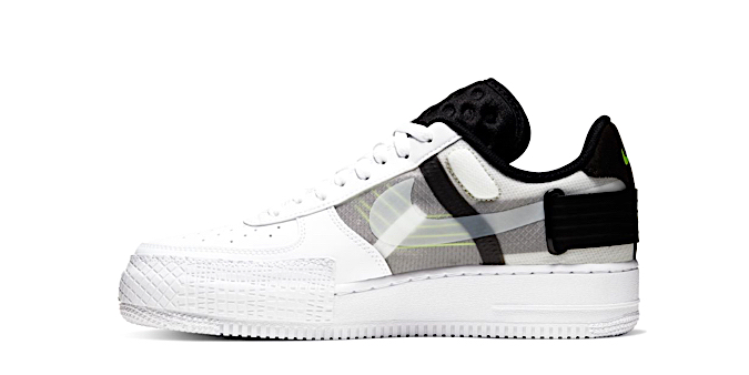 The Sneakers Box AIR FORCE 1 TYPE N.354